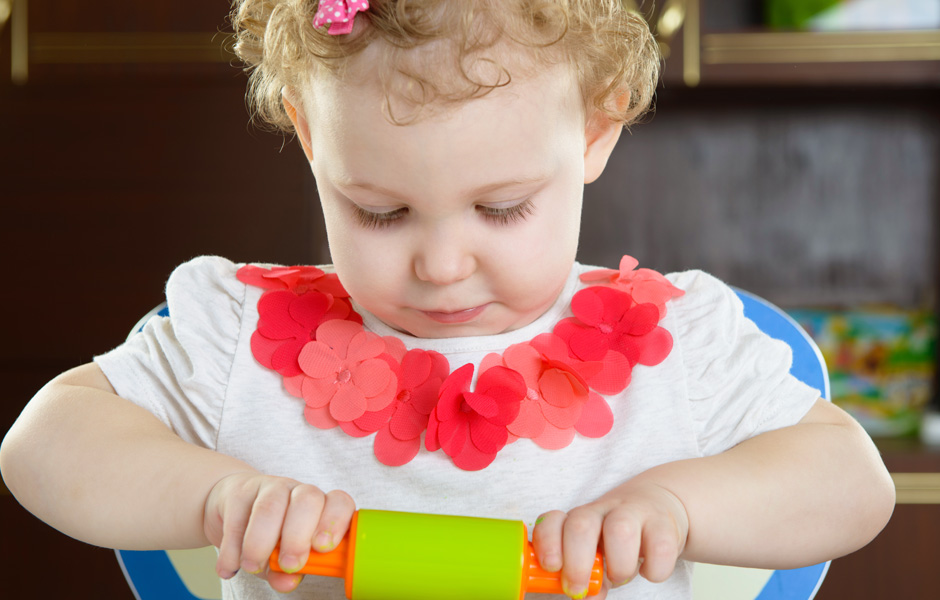 Busy Child in Foster Care